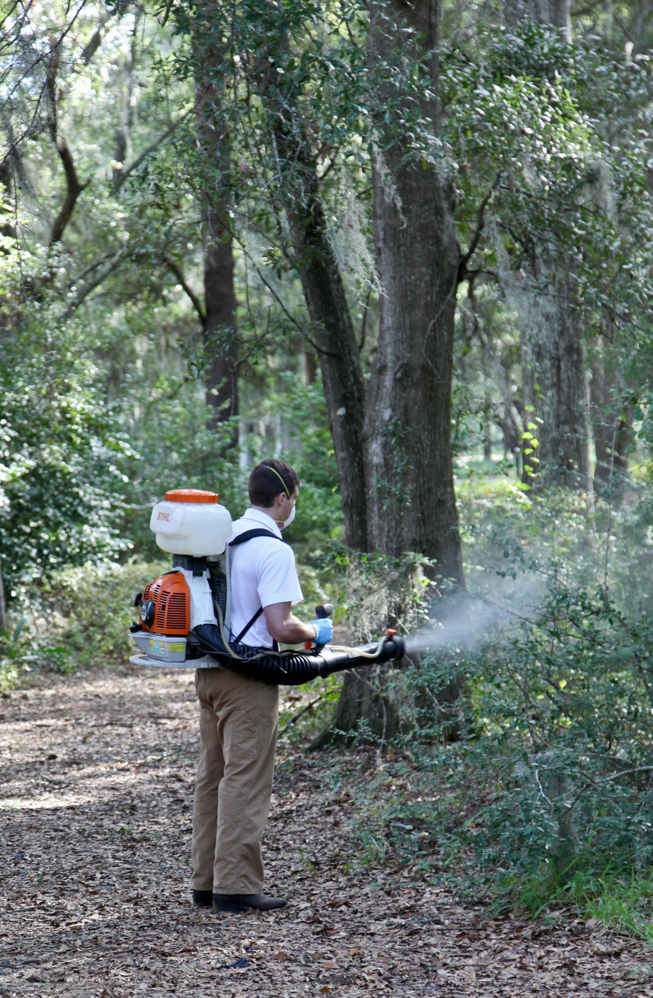 Barrier Treatments - Palmetto Mosquito Control | Making ...