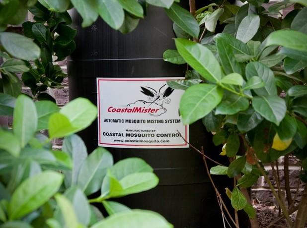 Misting System | Palmetto Mosquito Control